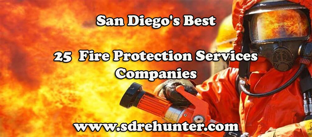 San diegos best 25 fire protection services companies