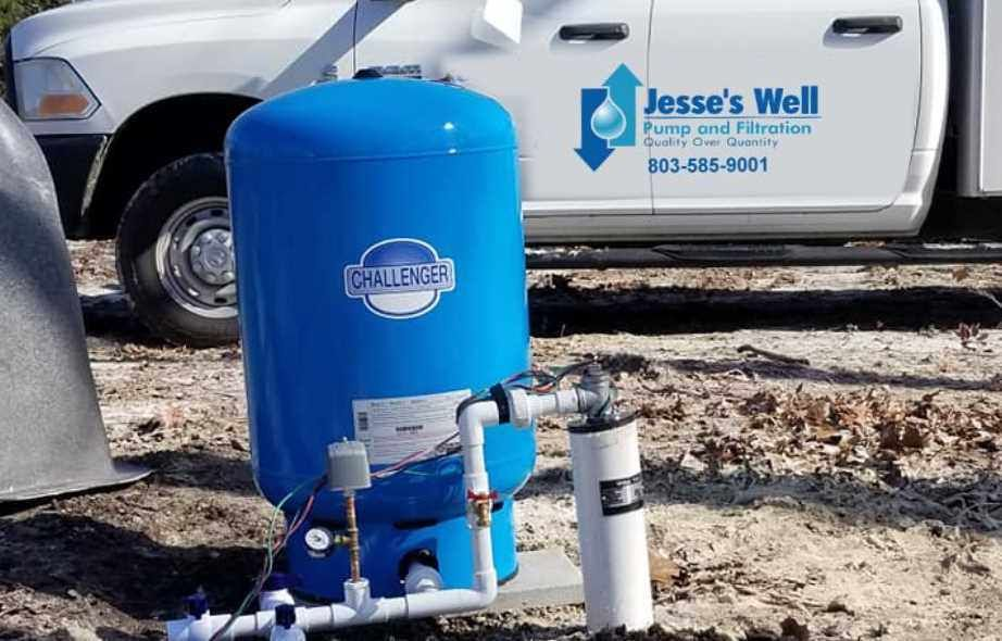 How is well pump repair sc fit for your requirement