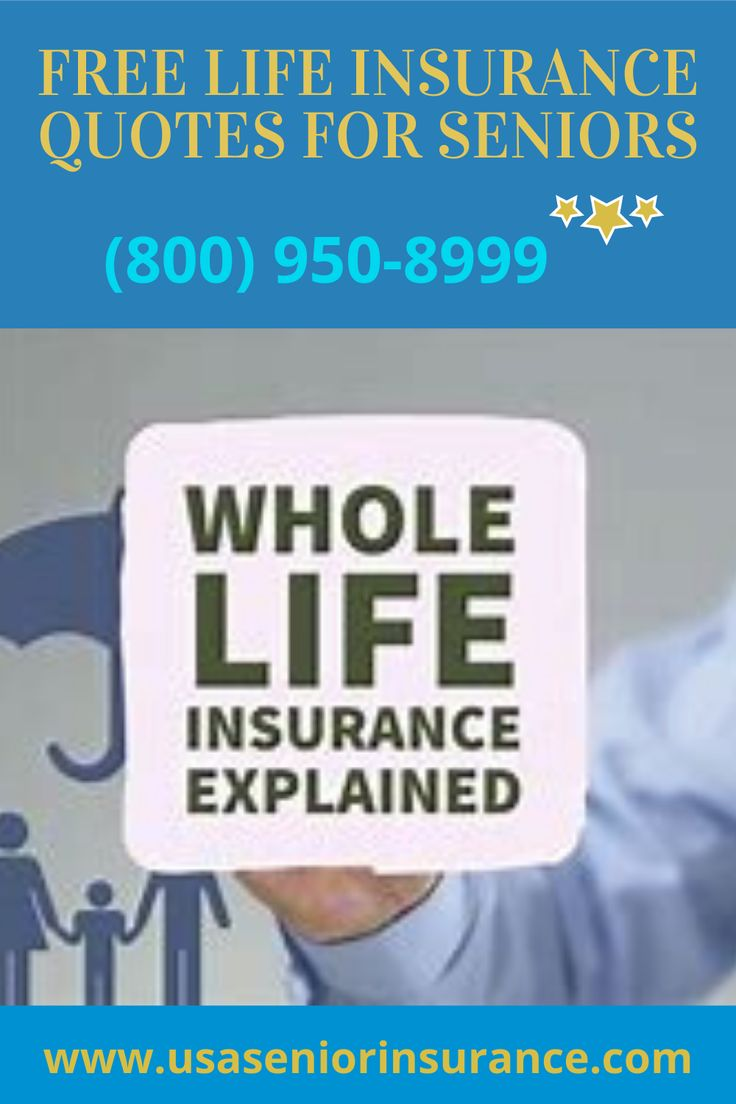 Online senior life insurance quotes in 2020 life