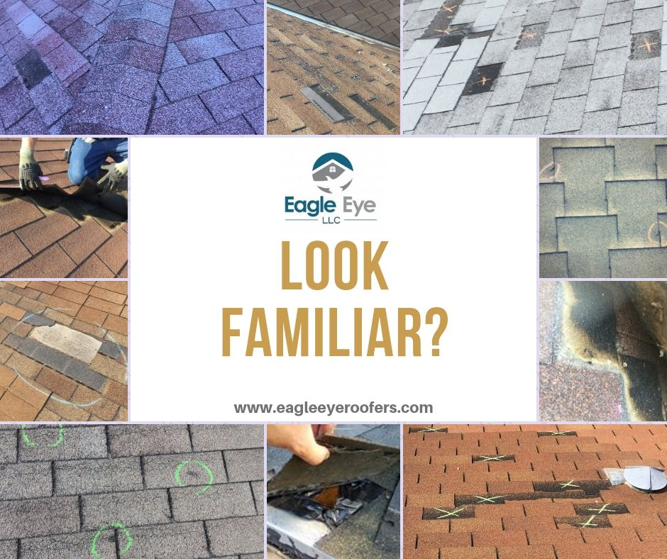 Does your roof look like this call us today to schedule